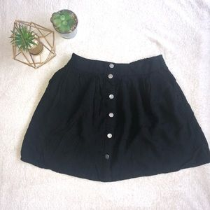Button up Forever 21 skirt!